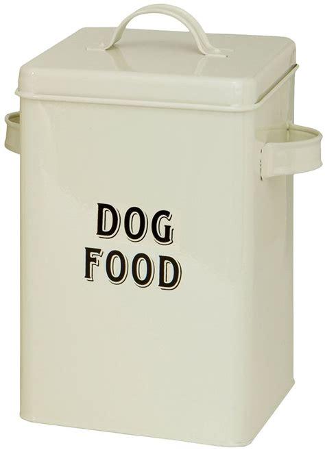 dog food storage container ideas  pinterest
