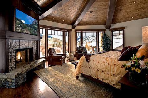 Pictures Of Awesome Bedrooms by 14 Gorgeous Master Bedroom Designs With Beautiful Fireplace