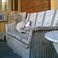 can you spray paint wicker furniture ehow