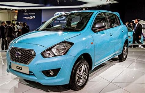 Gambar Mobil Datsun Go by Cekidot Harga Mobil Hatchback Murah Datsun Go Di India