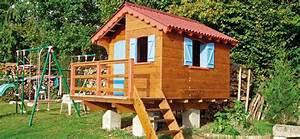 Construire Soi Mme Une Cabane Pour Ses Enfants
