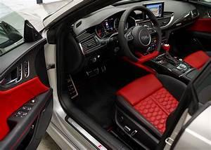 2016 Audi Rs 7 Audi Exclusive Edition