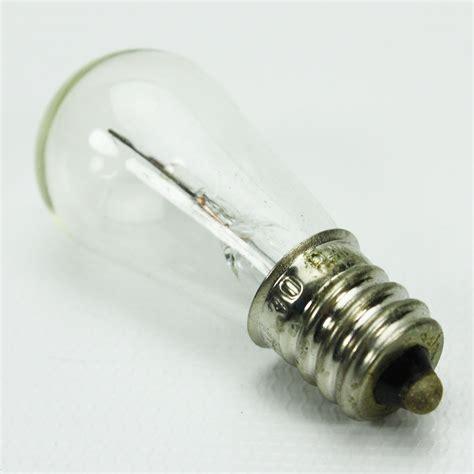 wrx ge refrigerator dispenser light bulb