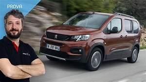Peugeot Rifter 4x4 : peugeot rifter il multispazio che vuole fare il suv youtube ~ Medecine-chirurgie-esthetiques.com Avis de Voitures