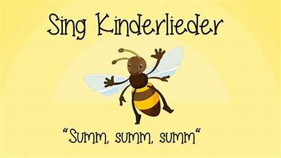 Summ Zum Sing Kinderlieder Bienchen Herum Mitsingen