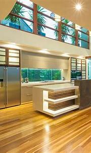 Pin by Chris Clout Design on Kitchens | Tropical house ...