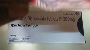 Redicate 200 Mg Tablet Uses