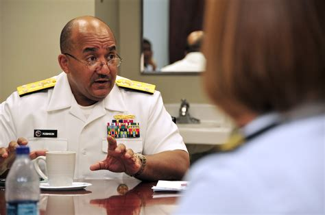 Surgeon General of the Navy Speaks At Naval Construction ...