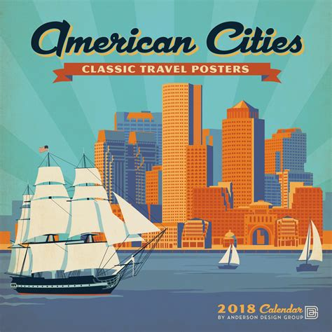 american cities classic posters zebrapublishing