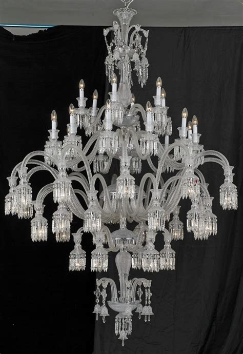 Baccarat Chandelier by Sol 48 Light Baccarat Inspired Chandelier