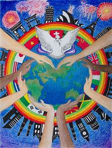 Peace Poster Contest Current Winners