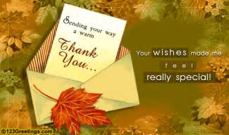 thank you for your wishes free thank you ecards greeting cards 123 greetings