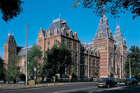 Amsterdam Museum National by National Museum Amsterdam North Holland Netherlands Photo
