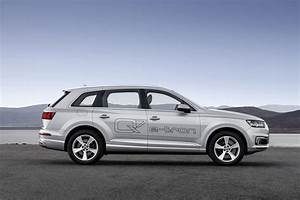 Audi Q7 Quattro : new audi q7 e tron 2 0 tfsi quattro is the first of its kind targets china and japan ~ Medecine-chirurgie-esthetiques.com Avis de Voitures