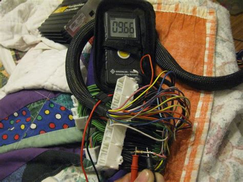 diy aem f ic harness resistor mod page 8 scionlife