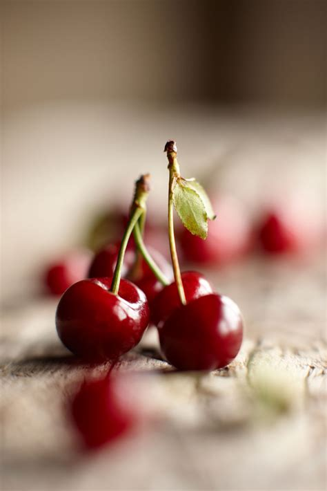 cuisine cerise fresh cherries garden fresh food
