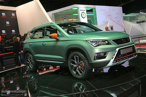 seat announces  offensive  paris  ibiza arona