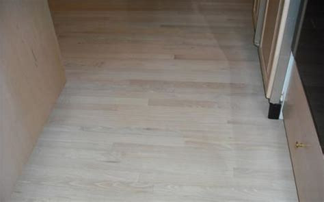 Red Oak Bleached white stain   6 coats of Water base