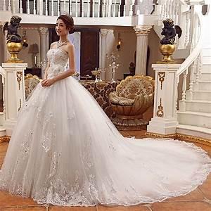 2013 nouvelle robe de mariee bustier de longue fuite With robe de mariee de luxe