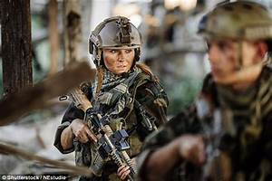 Women joining armed forces fall pregnant at alarming rate ...