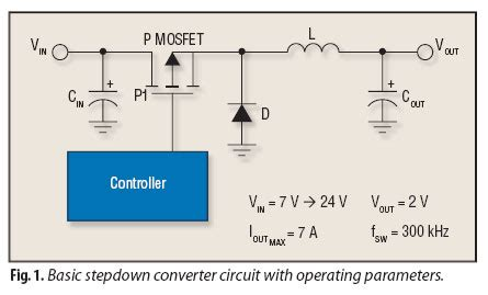 buck converter design gt circuits gt buck converter design demystified l30859