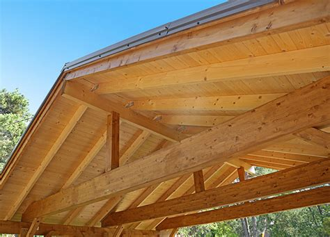 Carport Welches Holz by Carports Gro 223 E Auswahl Bei Holz Hauff