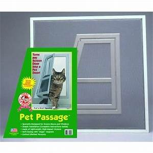 17 best images about pet doors for cats on pinterest With dog door without cutting door