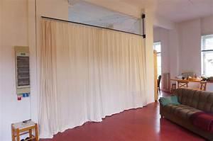 Vorhang Als Raumteiler Vorhang Als Raumteiler Dachschr Ge Download