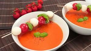 Tomatensuppe Rezept Einfach : rezept tomatencremesuppe schnell und einfach ~ Yasmunasinghe.com Haus und Dekorationen