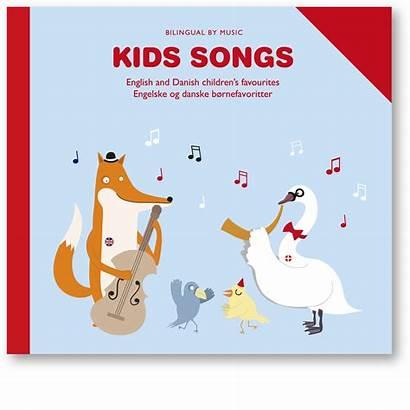 Songs English Danish Favourites Children Childrens Cd