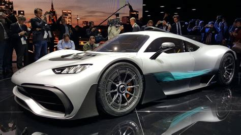 Project 1 Mercedes by 1000 Horsepower Mercedes Amg Project One Hypercar Unveiled