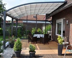 Terrassenüberdachung Glas Stahl : die besten 25 glasdach ideen auf pinterest orangerie ~ Articles-book.com Haus und Dekorationen