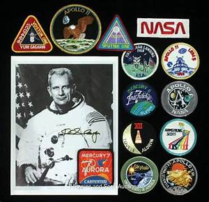 Neil Armstrong Astronaut Badges (page 2) - Pics about space