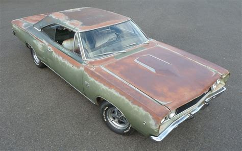 1968 Dodge Coronet Rt For Sale by Graveyard Reject 1968 Dodge Coronet R T
