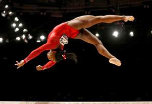 u s gymnast 2016 hopeful biles to debut new floor routine in everett at pacific