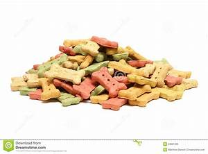 Pile of dog biscuits clipart