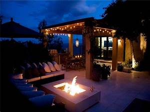 20, Impressionable, Covered, Patio, Lighting, Ideas