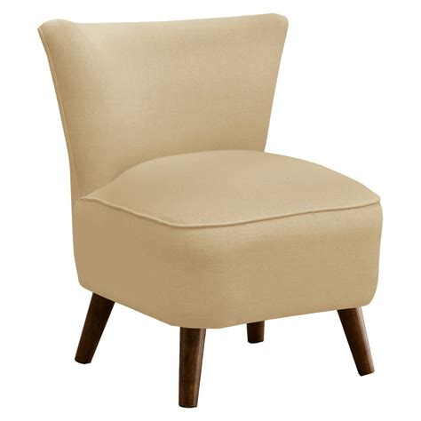armless accent chairs target grasping mid century decor