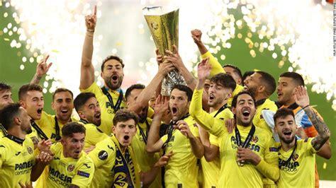 Explore the latest uefa europa league news, scores, & standings. Europa League final: Villarreal defeats Manchester United ...