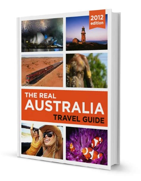 travel guide australia