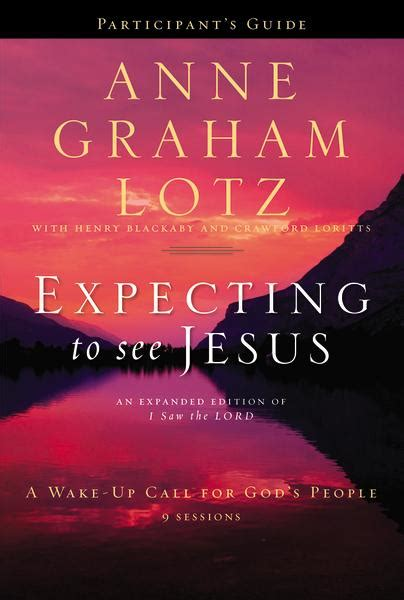 wake expecting jesus god call guide
