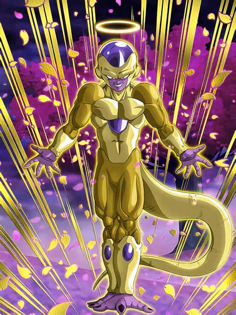 warrior  universe  golden frieza angel