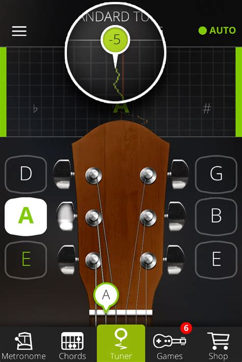 android guitar tuner guitar tuner free guitartuna androidtapp