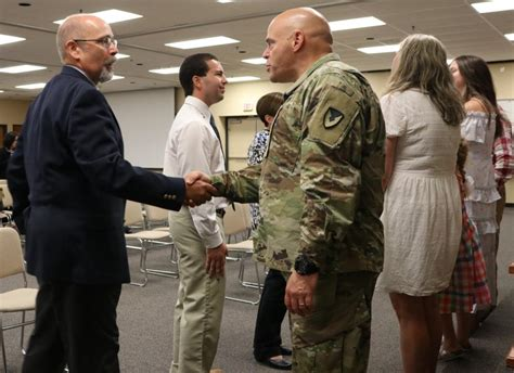 dvids news  army hosts change  command ceremony