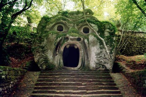 gardens  bomarzo italys monster park infobarrel