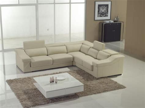 real leather sectional adjustable advanced genuine leather sectional virginia