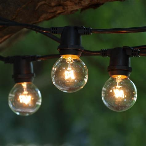 decorative string lights outdoor  tips  making