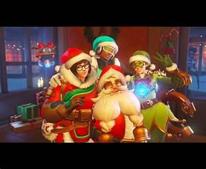 Overwatch Winter Wonderland Update LIVE Christmas Skins