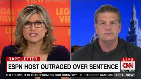 Mike Golic on CNN - YouTube
