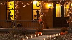 Outdoor Halloween Decorations & Yard Decorating